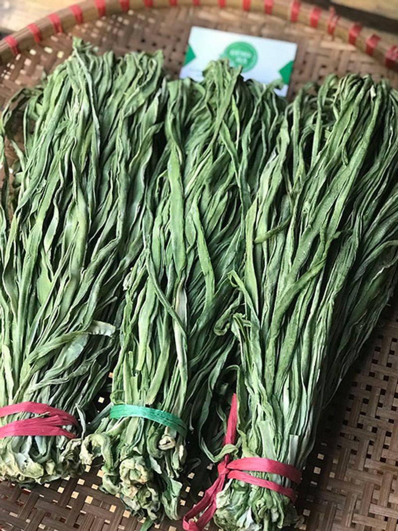 Địa chỉ bán rau tiến vua khô tại Hà Nội uy tín đảm bảo chất lượng