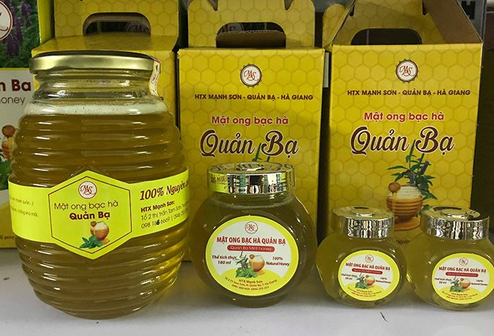 Những đặc điểm của mật ong bạc hà mà những loại mật khác không có