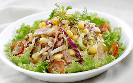 salad bo bap