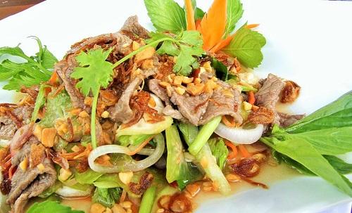 Hướng dẫn làm salad thịt bò hấp dẫn không thể cưỡng lại