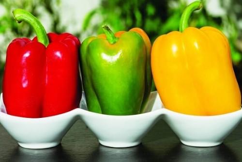 11 Lợi ích vàng của ớt chuông – Mua ớt chuông Đà Lạt tại Hà Nội