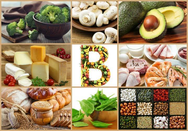 Nhom vitamin B