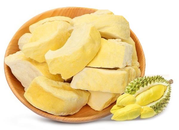 Cách làm sầu riêng sấy khô