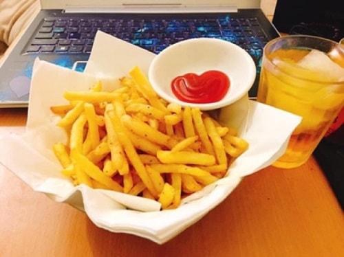 món ăn từ khoai tây