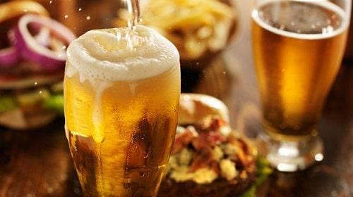 công dụng của bia