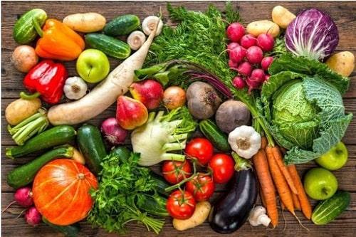 TOP 20+ các loại rau củ quả tốt nhất cho bé ăn dặm