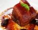 cách chế biến thịt om trám đen