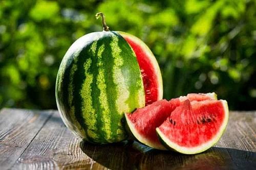 Cách chọn mua dưa hấu ngon