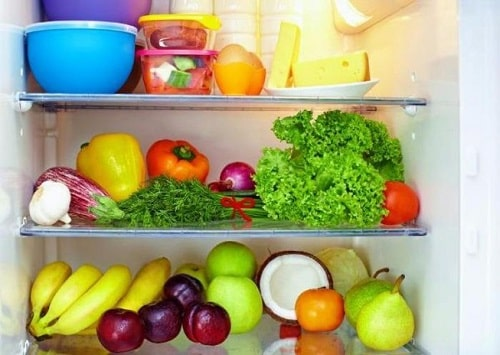 Mẹo bảo quản rau củ quả tươi lâu trong tủ lạnh