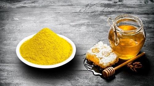 cách uống tinh bột nghệ vàng